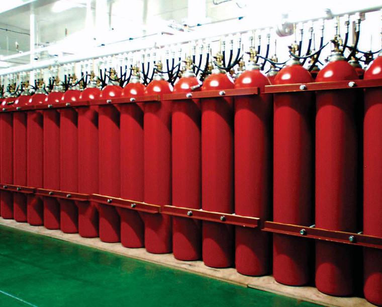 CO2-fire-suppression-system