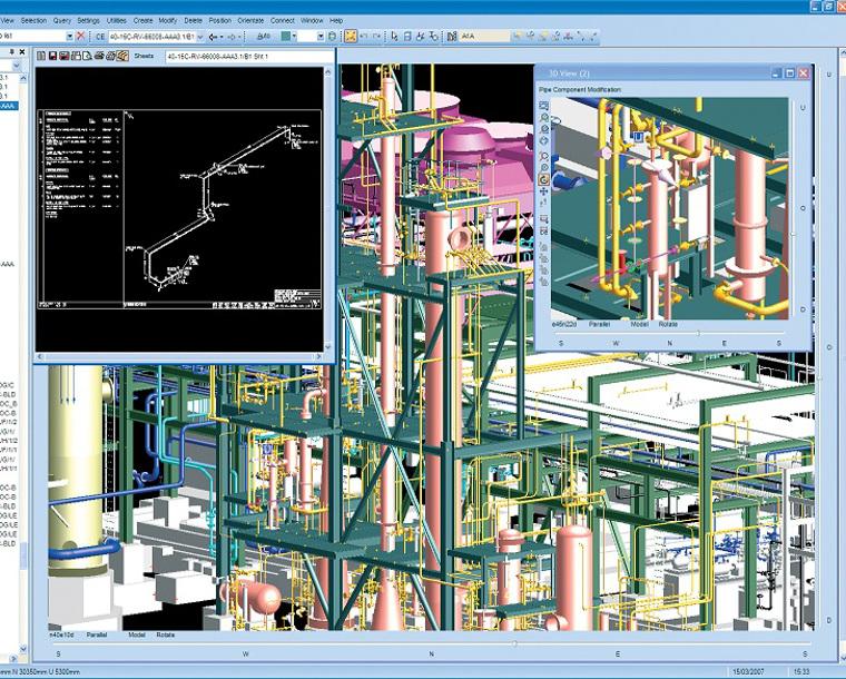AVEVA-PDMS-Screenshot